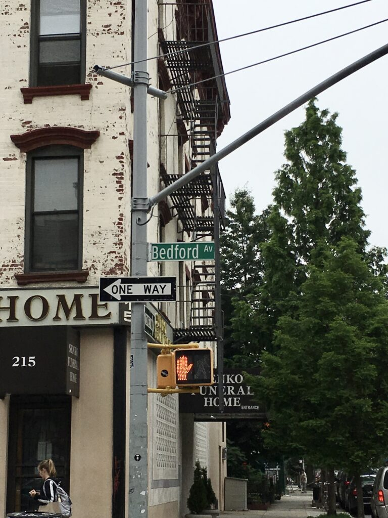 Bedford Street Brooklyn New York